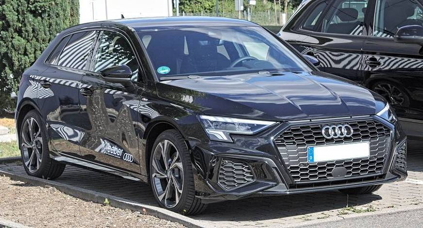 Wallbox, Ladekabel, Mobiles Ladegerät und Ladestation passend für den Audi A3 Sportback TFSI e