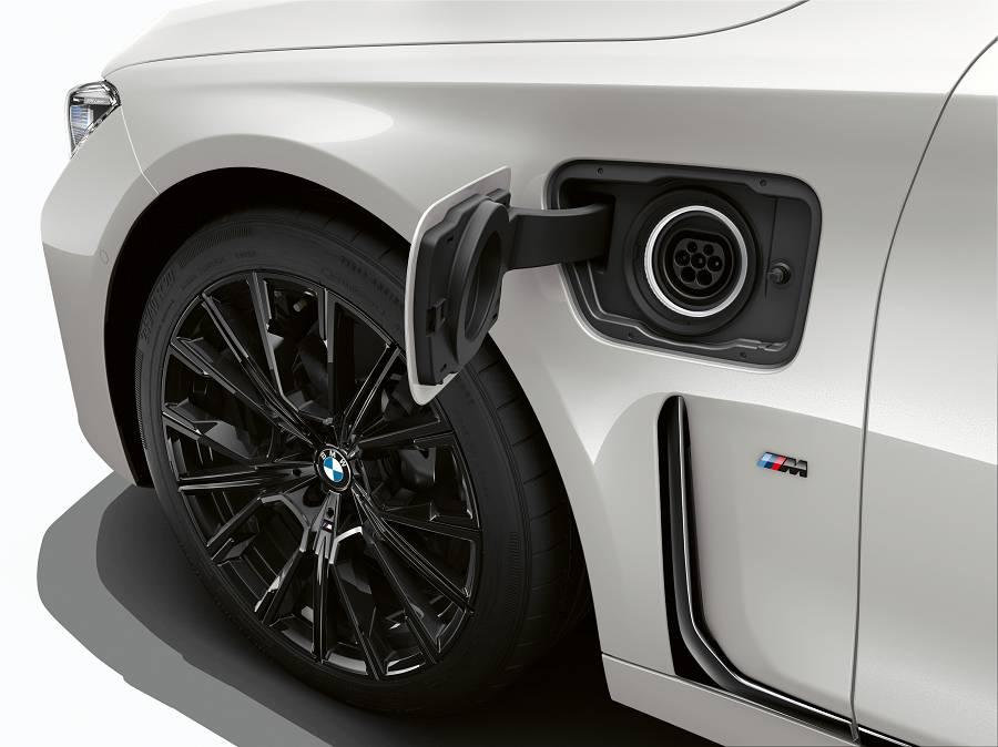 Wallbox, Ladekabel, Mobiles Ladegerät und Ladestation passend für den BMW 745e