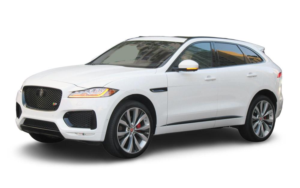Wallbox, Ladekabel, Mobiles Ladegerät und Ladestation passend für den Jaguar F-PACE Plug-in Hybrid