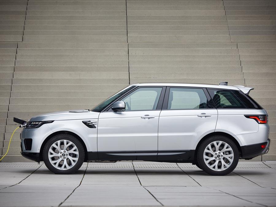 Wallbox, Ladekabel, Mobiles Ladegerät und Ladestation passend für den Land Rover Range Rover Sport Plug-in Hybrid