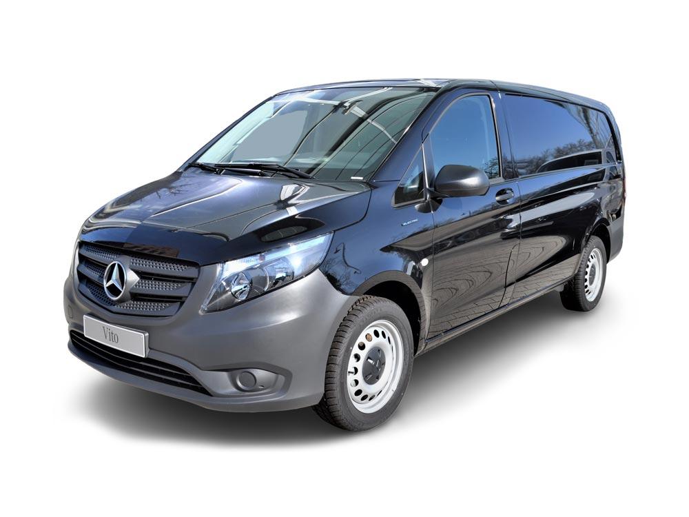 Wallbox, Ladekabel, Mobiles Ladegerät und Ladestation passend für den Mercedes e-Vito Kastenwagen