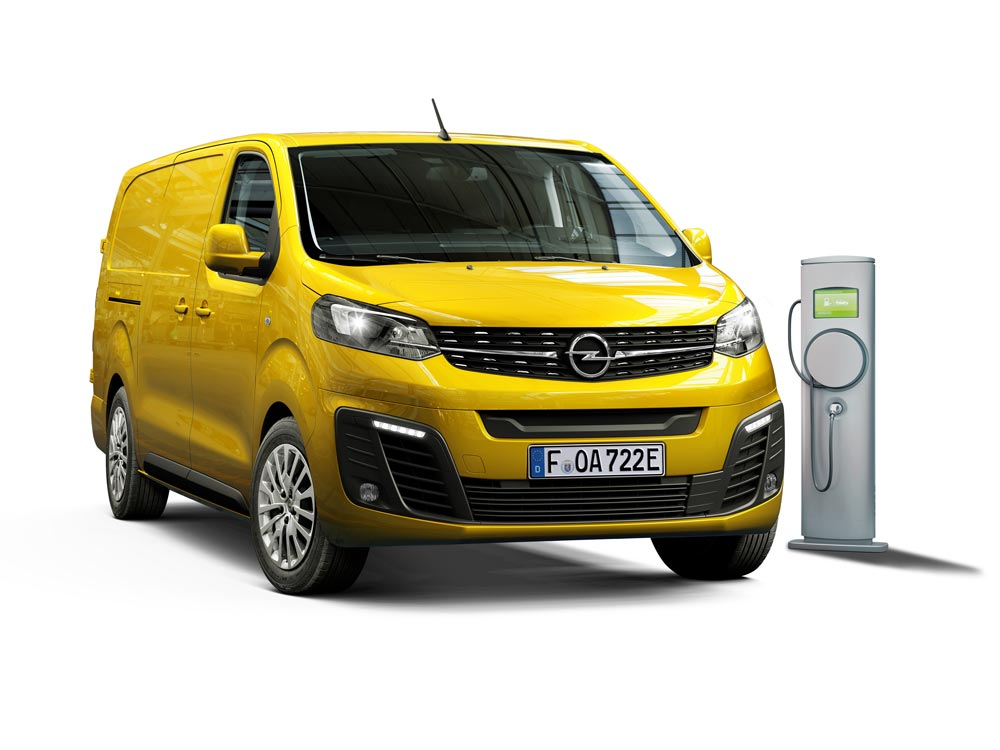 Wallbox, Ladekabel, Mobiles Ladegerät und Ladestation passend für den Opel Vivaro-e